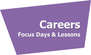Careers focus days and lessons logo