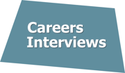 Careers interviews logo