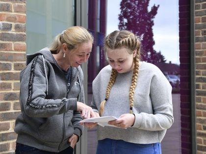 GCSE Exam Results 2021