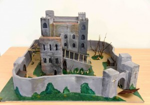 Castle models 2019 10
