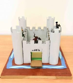 Castle models 2019 11