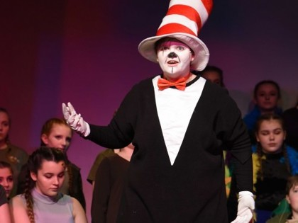 Perfoming Arts Productions - Seussical Super Show - 2017