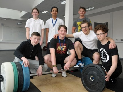 Weight Lifting Competition