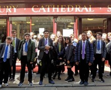 Canterbury Cathedral visit 4