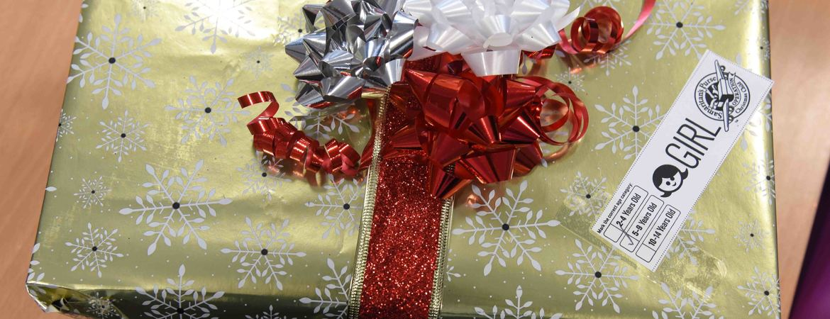 Christmas Shoeboxes for charity